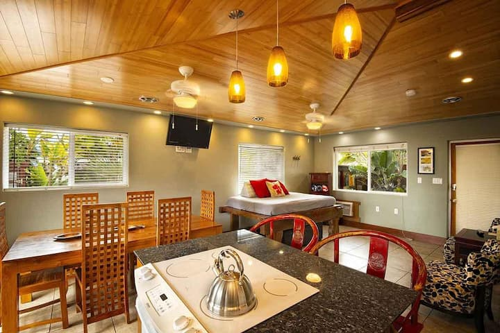 Bamboo 2: 2bdrm/2 ba at Tiki Moon Villas