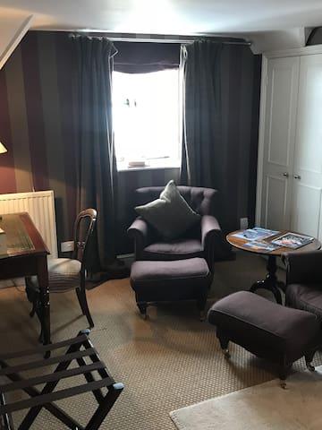 The Garden Room at The Fox Inn at Oddington
