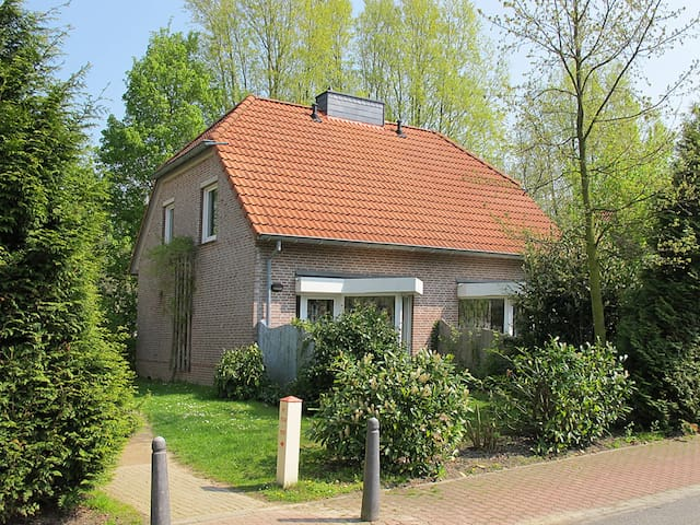Holiday home in Tossens for 4 persons