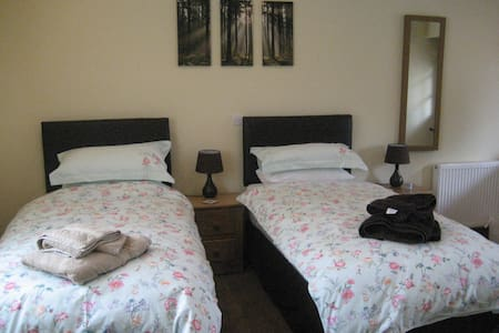 Twin room,in an annex, Norton Fitzwarren - TAUNTON - 기타