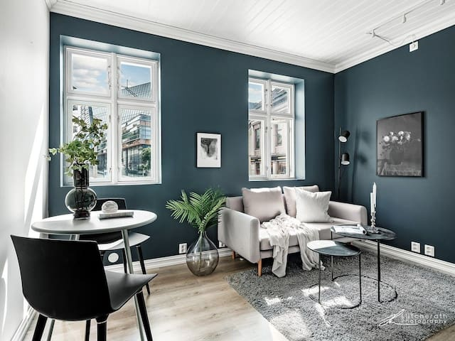 Cosy and modern apartment in the center of Bergen