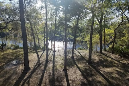 Wind down on the Suwannee River - Branford, FL
