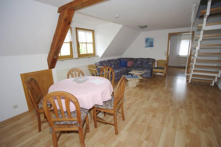 Ferienhof Gäng (Deggenhausertal), Ferienwohnung 2