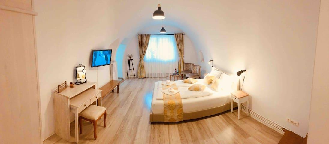 Cozy Central Apartment (50 m2) in Sibiu