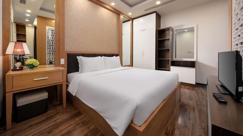 Apartment City Center Ly Thuong Kiet St-35m2