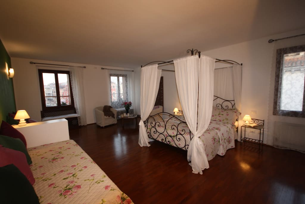 Junior suite Canale