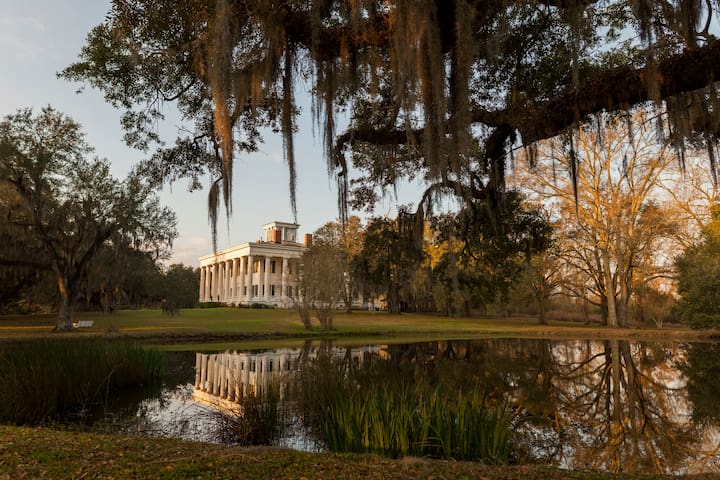 Greenwood Plantation Bed & Breakfast Inn - Saint Francisville