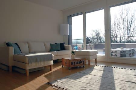 Moderne Attika-Wohnung mitten in Aarau - Aarau - Appartement
