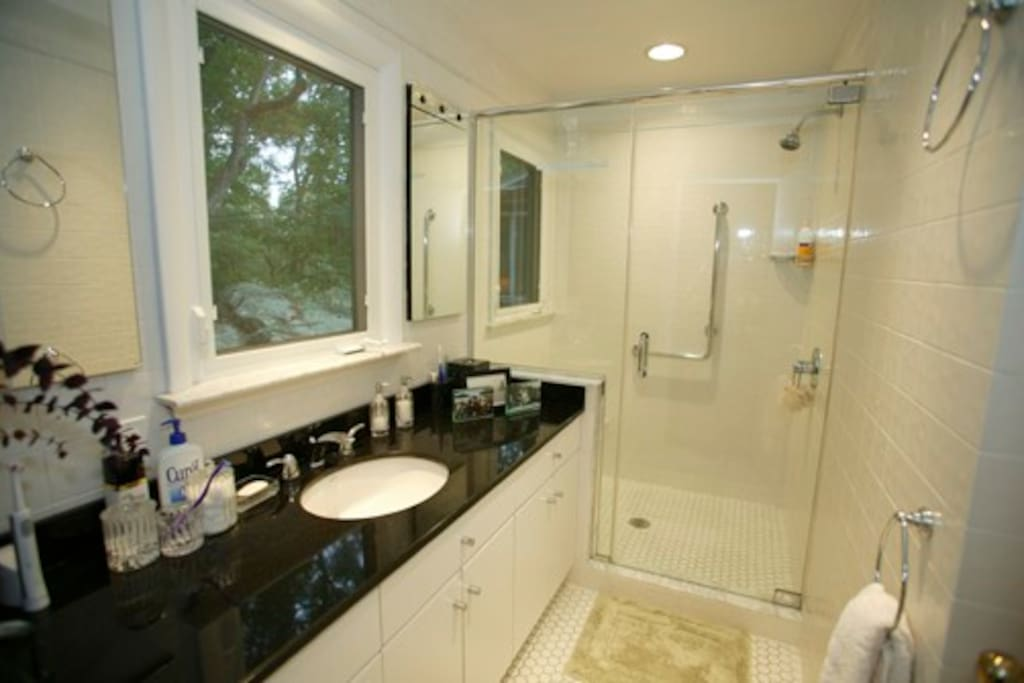 Windows for bathroom showers