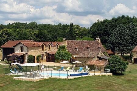 Le Chêne, gîte de caractère entre Sarlat-Bergerac