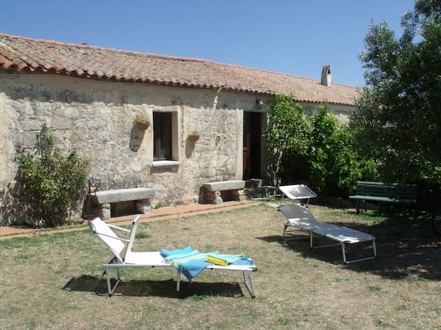 Sardinian Country House for rent - San Pasquale - House