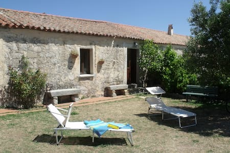 Sardinian Country House for rent - San Pasquale