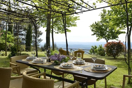 Tuscany House | View Breathtaking - Cortone