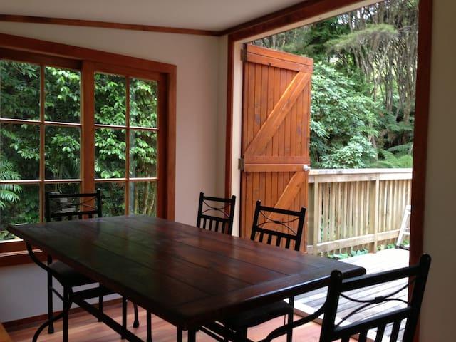 The Coromandel Treehouse - Coromandel - Haus