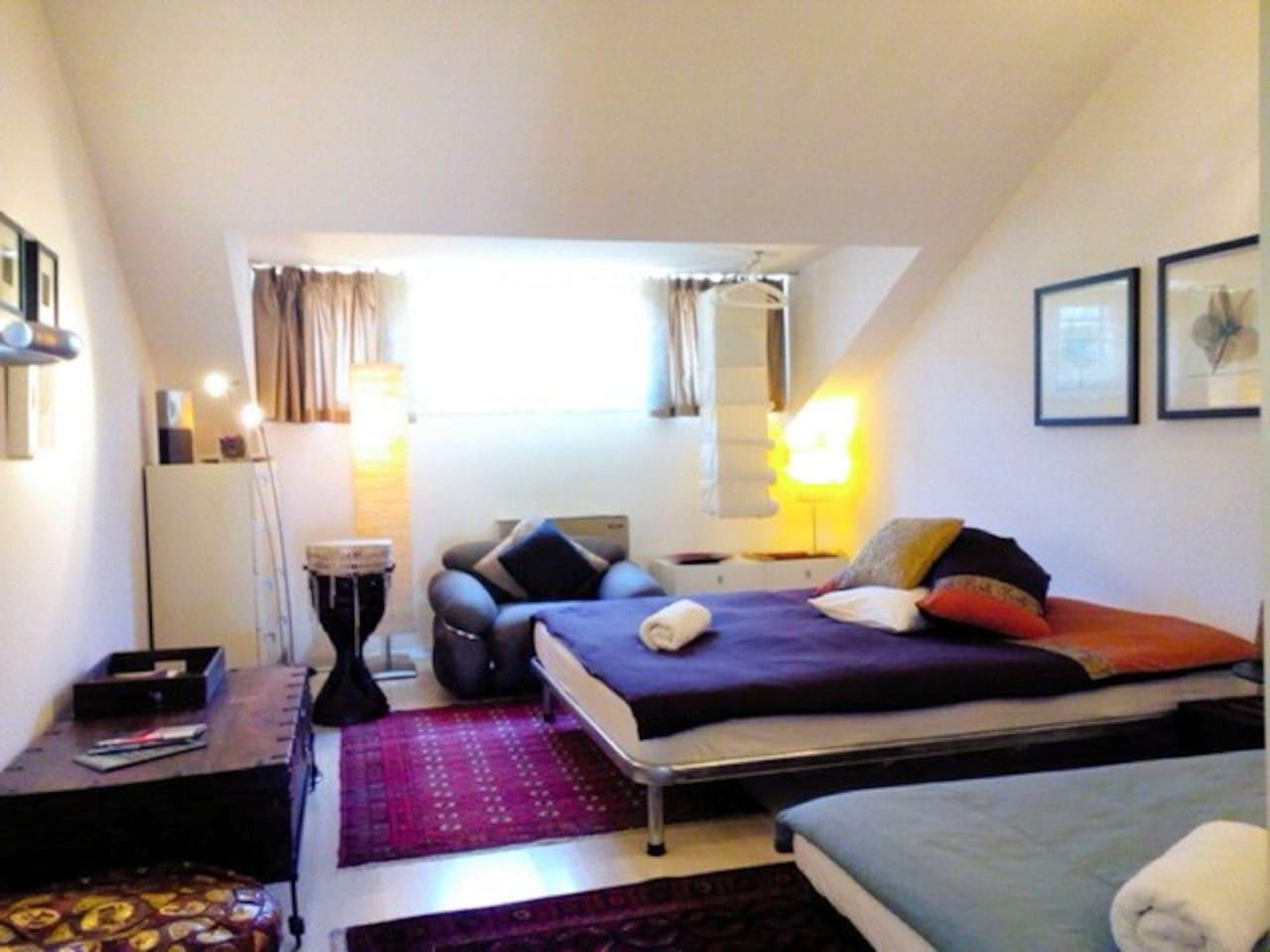 #etno #room