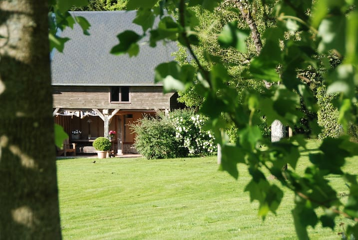 Bergerie de la Moutonnière  -  B&B / self-catering - Le Pin - 家庭式旅館