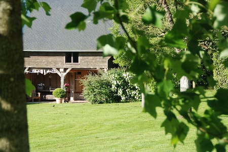 Bergerie de la Moutonnière  -  B&B / self-catering - Le Pin - Bed & Breakfast