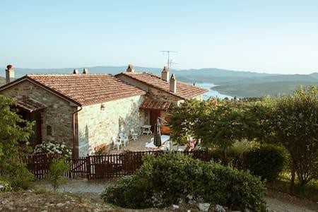 Casolare rustico in campagna - Pieve Santo Stefano - Rumah