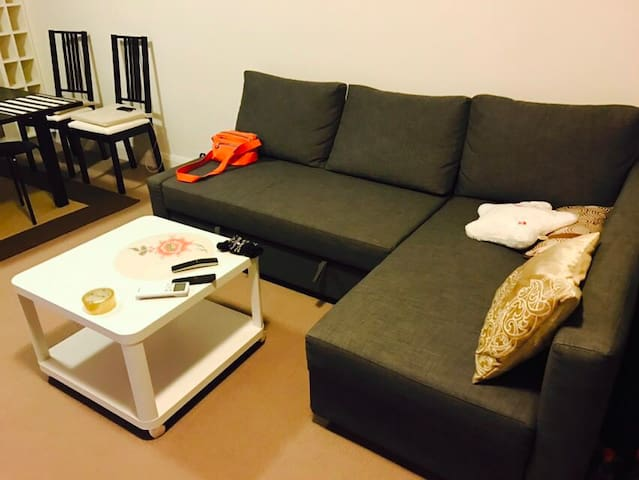 Fully Furnished Private One Bedroom in Rhodes - Rhodes