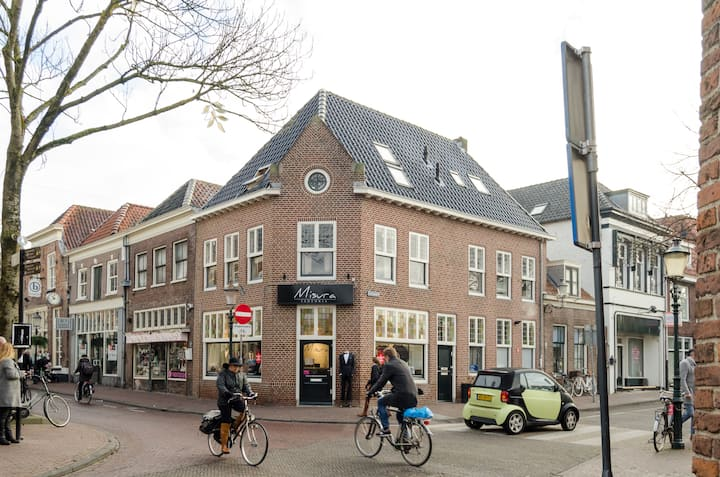 Topplek in historisch Amersfoort