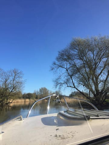 Saint Neots riverside boat experience - Cambridgeshire - Boot