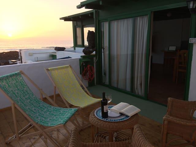 La Chalanita   -  Lanzarote - El Golfo - Apartment