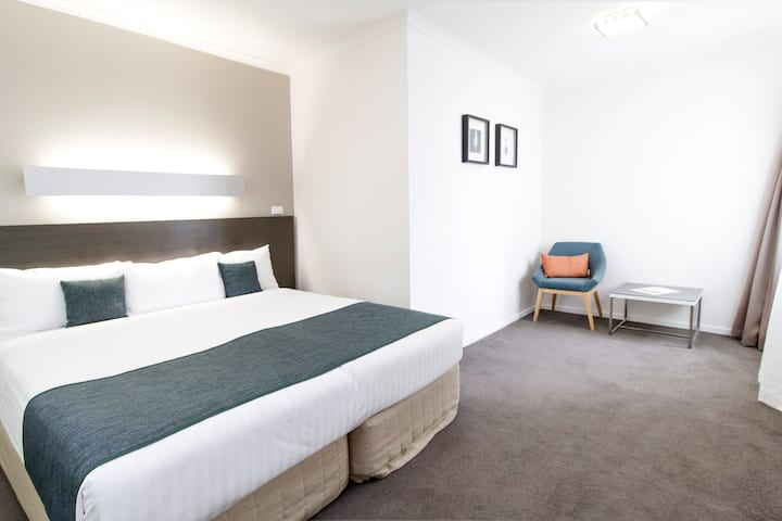 Two bedroom, Two bathroom apartment in Canberra