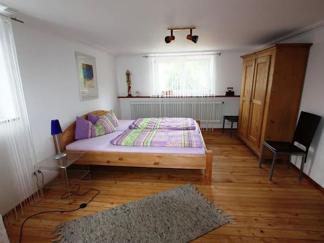 Ferienwohnung MAX, (Ettenheim-Münchweier), Nichtraucher-Ferienwohnung ca. 50qm, 2 Schlafräume, max. 4 Personen