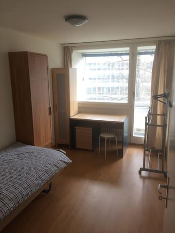 Möbliertes Zimmer an zentraler Lage in Pfäffikon