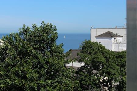 Lovely studio, calm, view, 2 min to Ipanema Beach! - Rio - Byt