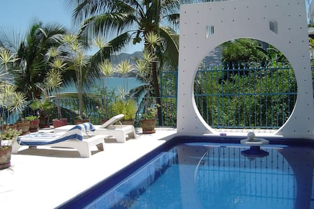 Beautiful house in Acapulco 5BR - Acapulco