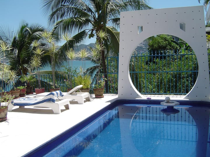 Beautiful house in Acapulco 5BR