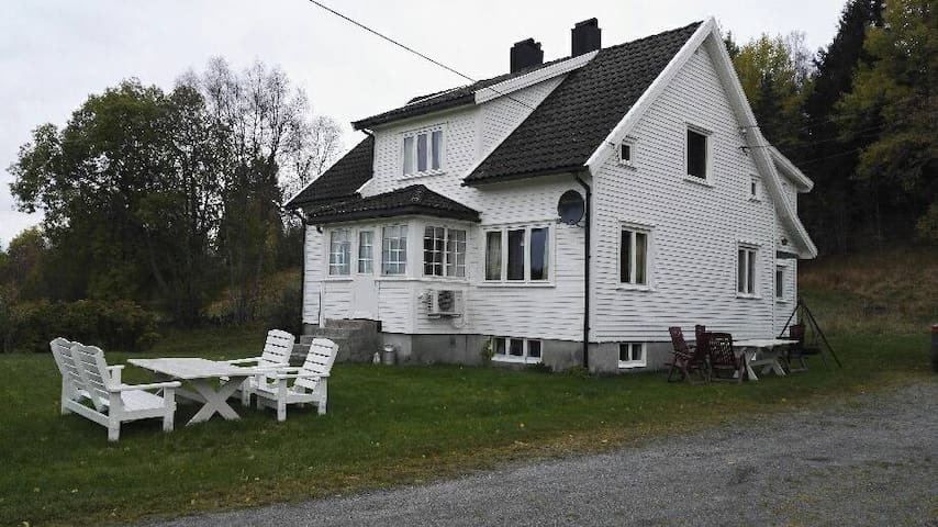 House (Farm) in Abusland - Hornnes - 一軒家