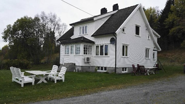 House (Farm) in Abusland