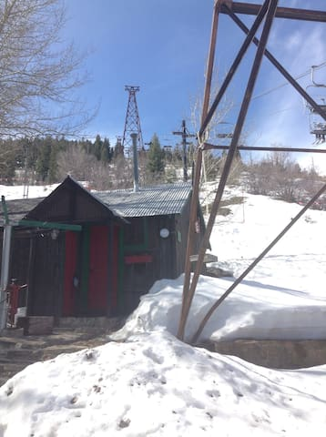 Time Capsule, Miner's Cabin - Park City - House
