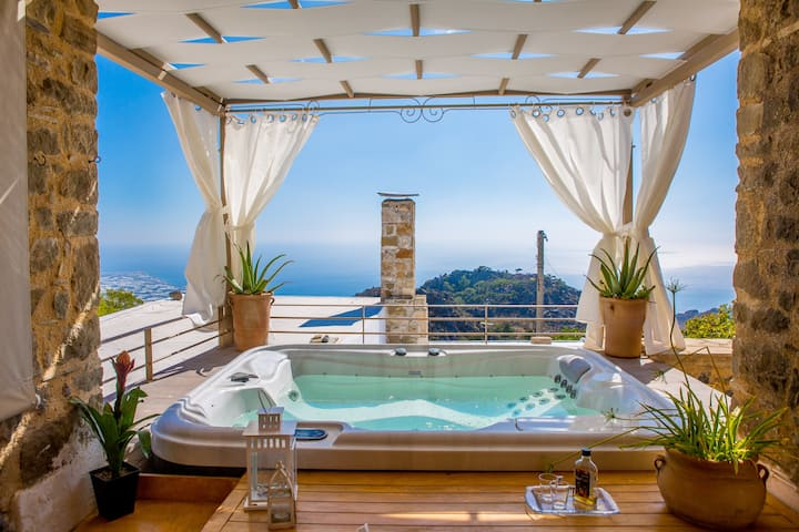 Pasiphae art country house in Crete