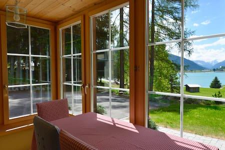 Villa Surlej - Apartment Gardenview