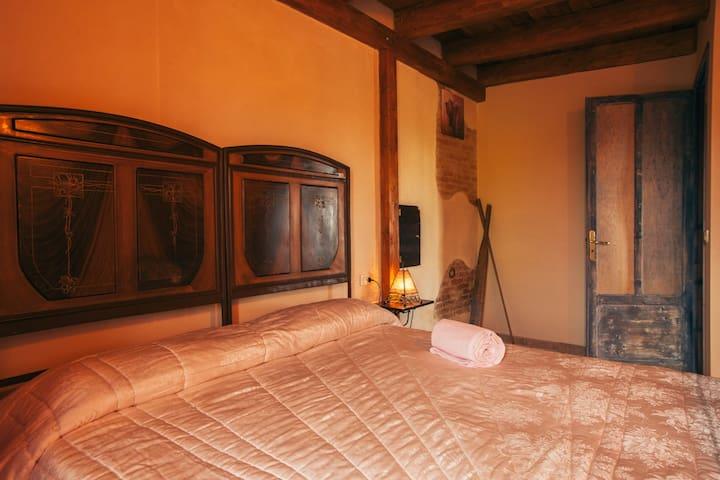 Camera doppia in Abruzzo Italy