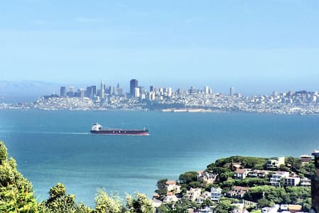 Historic Guest Home Sausalito Views - Sausalito - (ukendt)