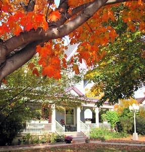 """Sherwood Forest"" in Victorian B&B - St. Ansgar"