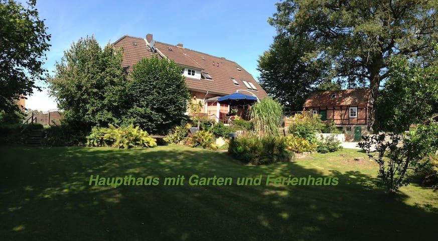 Ferienhaus in der Lüneburger Heide - Bergen - Casa