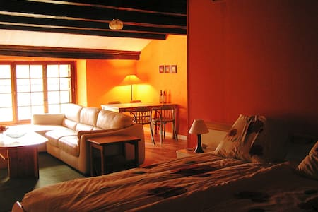 La Chambre Orange - Martinvelle