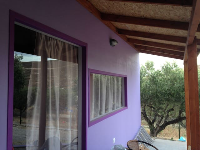 Colorful New Studio In Heraklion - Karteros - Haus