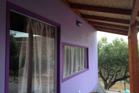 Colorful New Studio In Heraklion - Karteros