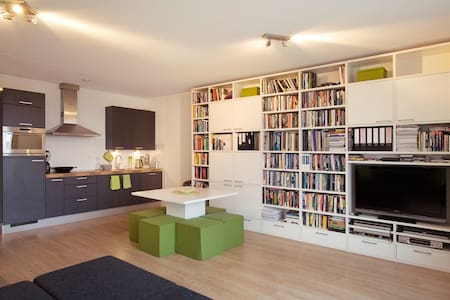 Beautiful Apartment in Amsterdam East - Amsterdam - Apartment