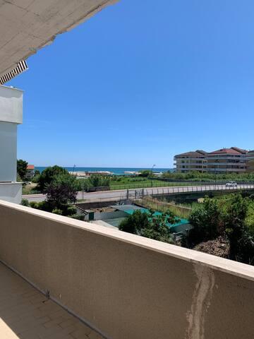 Appartamento a Francavilla Al Mare, vista mare.