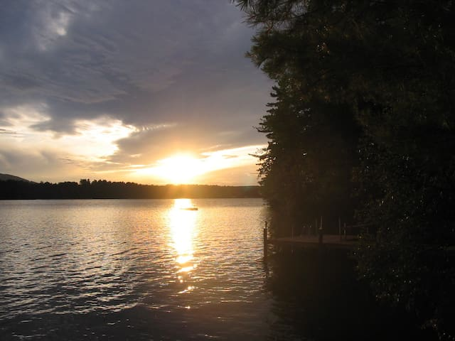 Cottage on Scenic Highland Lake - Bridgton - Cabana