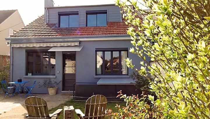 Maison avec jardin à proche du centre de Chartres