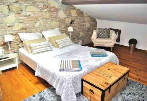 Chambre privée : La Grange du Lauragais