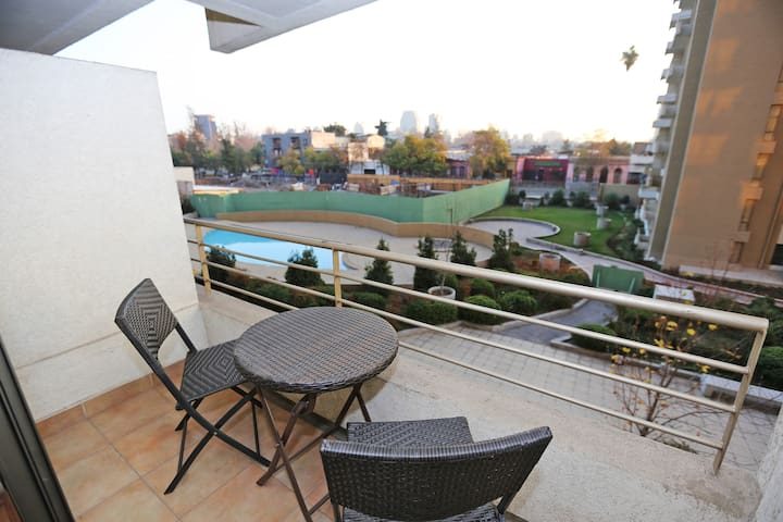 2 Bedroom Apartment in Bellavista - Recoleta - Flat